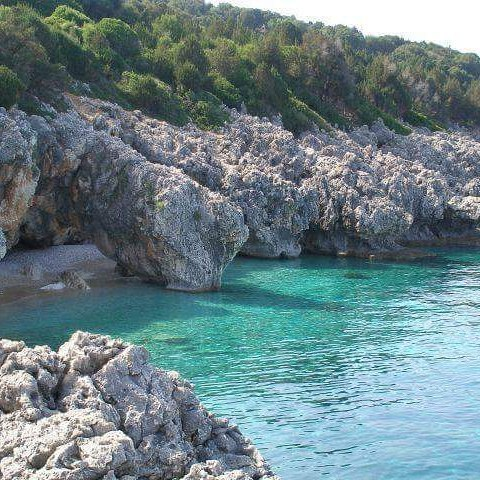 Skala Coves Cephalonia